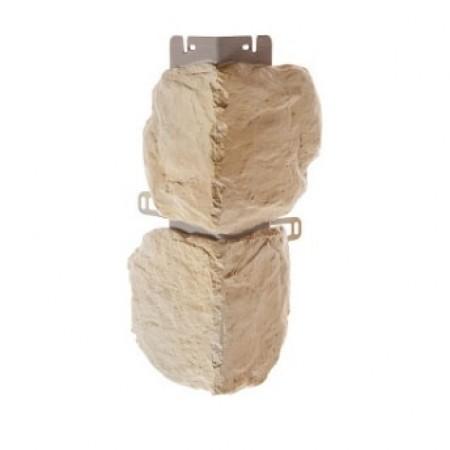 Наружный Угол Альта Профиль Бутовый Камень Балтийский 0,44х0,18м - фото #1