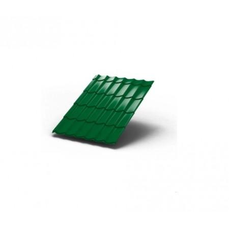 Металлочерепица МП Макси ПЭ 0,45 6002 Полиэстер - фото