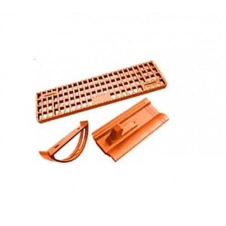 Комплект безопасной подножки 41х25 см Braas Рубин 9V - фото #1