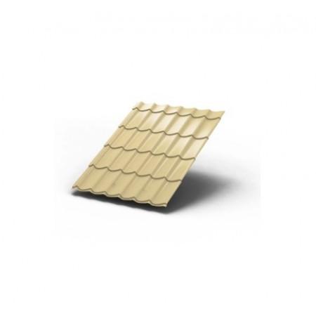 Металлочерепица МП Ламонтерра Х ПЭ 0,45 1014 Полиэстер - фото