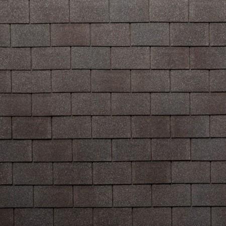 Гибкая черепица Tegola Лофт Серо-коричневый - фото #1