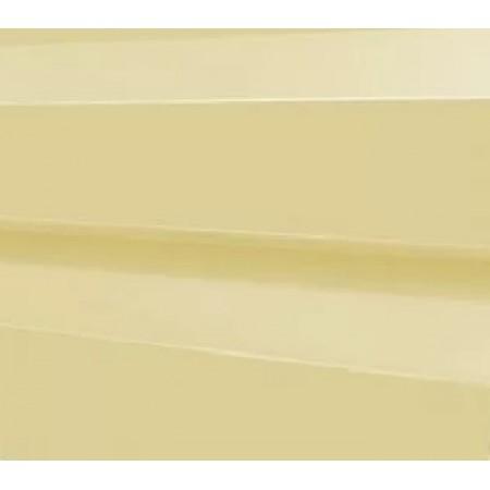 Металлический сайдинг МП 14х226 ПЭ RAL 9002 - фото #1