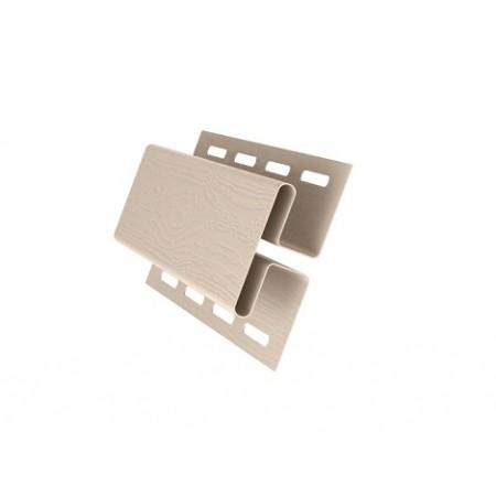 Профиль H соединительный 3,00 GL Серый - фото #1