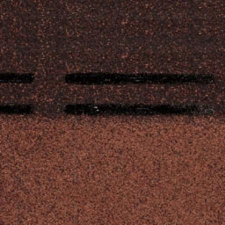 Коньково-карнизная Черепица Docke (Деке) PIE PREMIUM Корица - фото #1