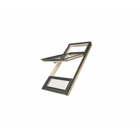 Мансардное окно FDY-V U3 78*255 - фото #1