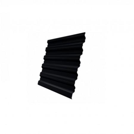 Профнастил HC35R Drap RAL 9005 - фото