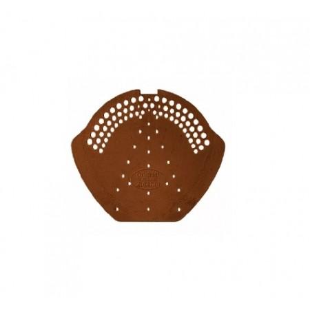 Коньковый керамический торцевой элемент Braas Рубин 9V - фото #1
