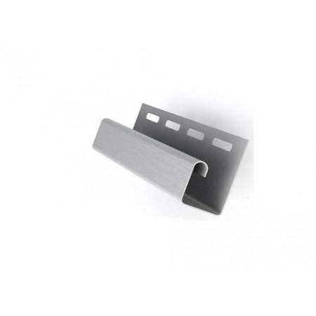 Профиль J 3,00 GL Серый - фото