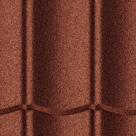 Кровельная панель AeroDek Традиция Терракота - фото #1
