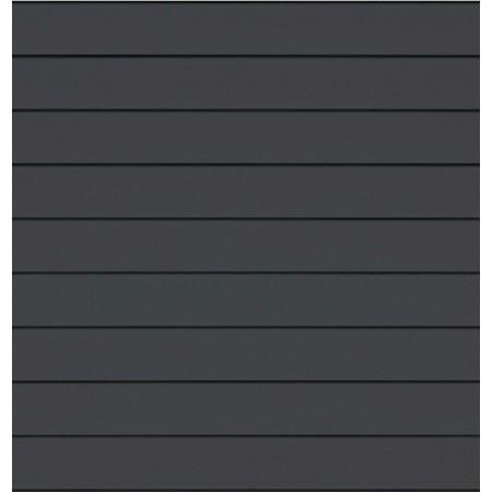 Фиброцементный сайдинг (панель) Cedral Грозовой океан С19 гладкий