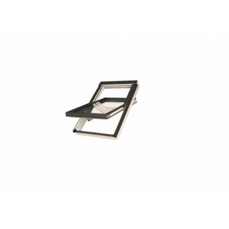 Мансардное окно FTU-V U3 134*98 влагостойкое - фото #1