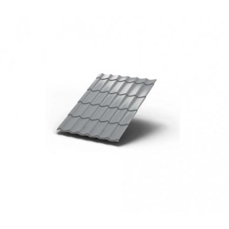 Металлочерепица МП Макси ПЭ 0,45 7004 Полиэстер - фото