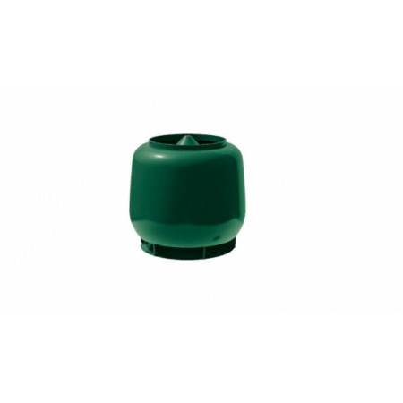 Колпак ТехноНиколь D 160 зеленый - фото