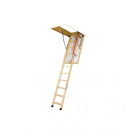 Лестница чердачная термо 60*120*280 LТK  - фото
