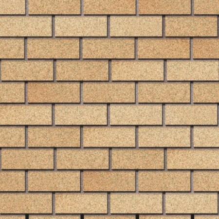 Фасадная плитка Docke Brick Янтарный - фото