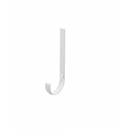Кронштейн желоба металлический Docke Белый - фото