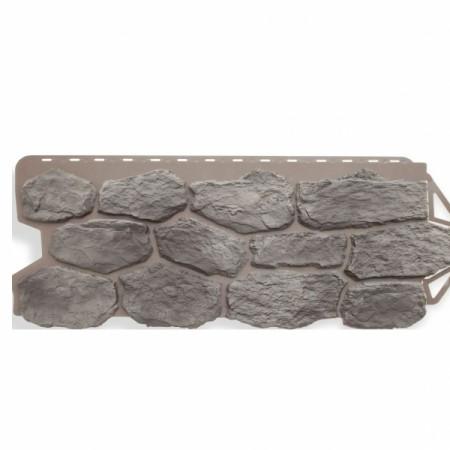 Фасадная (цокольная) панель Альта Профиль Бутовый камень Скандинавский - фото #1