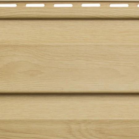 Сайдинг виниловый Альта профиль Карелия Корабельный брус Т-01 (3 х 0,230м) Бук - фото