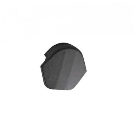 Коньковый торцевой элемент цементно-песчаный Braas Тевива - фото #1