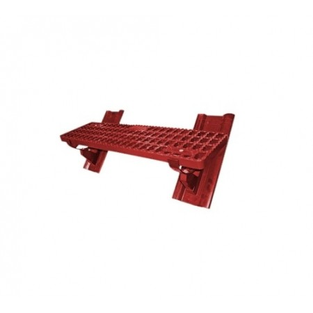Комплект безопасной подножки 88х25 см Braas Рубин 13V - фото #1