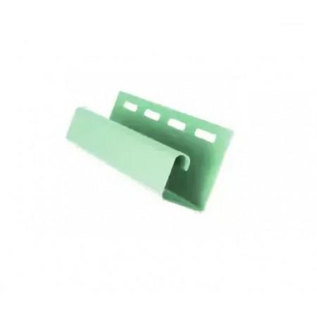 Профиль J 3,00 GL Салатовый - фото