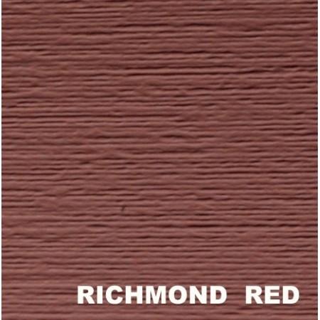 Сайдинг Mitten Sentry Richmond Red - фото