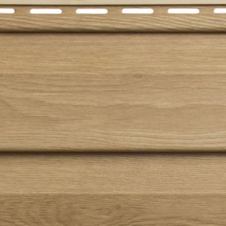 Сайдинг виниловый Альта профиль Карелия Корабельный брус Т-01 (3 х 0,230м) Каштан - фото