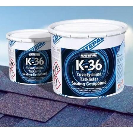 Клей К-36 Katepal 3 л - фото #1