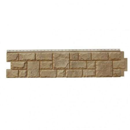Фасадная (цокольная) панель Grand Line Екатерининский камень Песок - фото