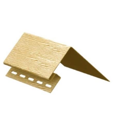 Околооконная планка Ю-пласт Тимберблок Дуб Золотой - фото #1