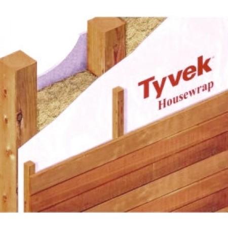 Ветроизоляция 50*1,5 м TYVEK HOUSEWRAP - фото #1