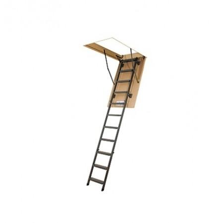 Лестница складная металлическая LMS 60*120*280 - фото #1