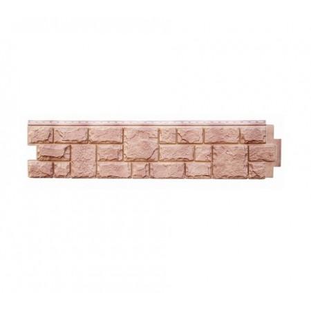 Фасадная (цокольная) панель Grand Line Екатерининский камень Бронза