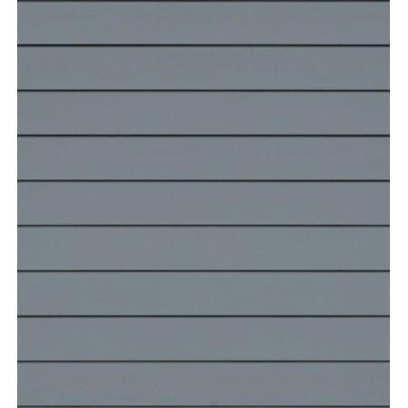 Фиброцементный сайдинг (панель) Cedral Голубой океан С62 гладкий