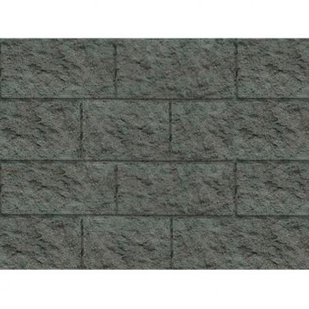 Фасадная панель U-plast Стоун-хаус Камень Изумрудный - фото #1