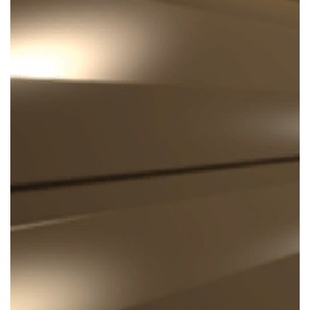 Металлический сайдинг МП 14х226 ПРМ Медный металлик - фото #1