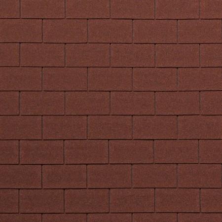 Гибкая черепица Tegola Классик Красный Испания - фото