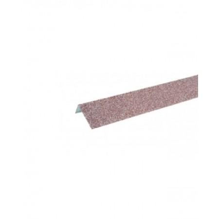 Наличник оконный металлический Hauberk Мраморный - фото