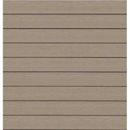 Фиброцементный сайдинг (панель) Cedral Белый песок С03 под дерево - фото #1