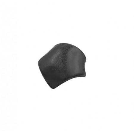 Вальмовая черепица с зажимами конька Braas Тевива - фото #1