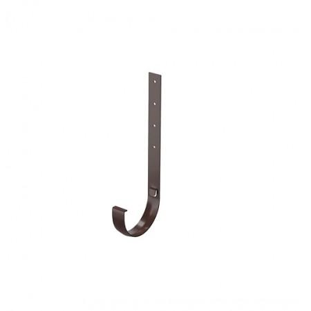 Кронштейн желоба металлический Docke Коричневый - фото