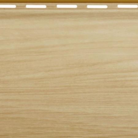 Сайдинг виниловый Альта профиль Карелия BlockHouse одинарный BH-01 (3,10 х 0,2м) Бук - фото