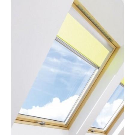 Рулонная штора для мансардных окон ARF Blackout 94*118 - фото #1