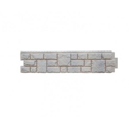 Фасадная (цокольная) панель Grand Line Екатерининский камень Железо