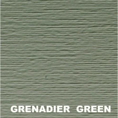 Сайдинг Mitten Sentry Grenadier Green - фото