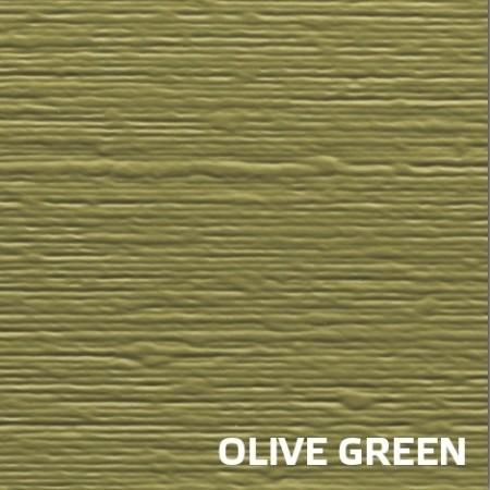 Сайдинг Mitten Sentry Olive Green - фото