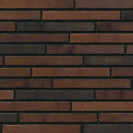 Ригельный кирпич Leonardo Stone Роттердам mix1 - фото