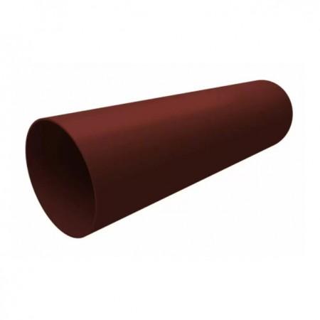Труба ПВХ Grand Line 3м Шоколадный - фото #1
