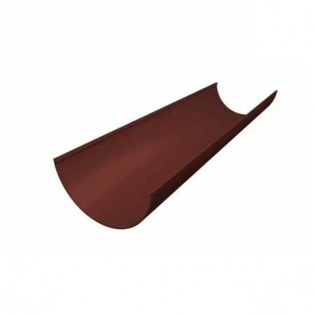 Желоб ПВХ Grand Line 3м Шоколадный - фото #1